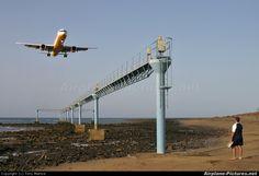 Condor D-ABOJ aircraft at Lanzarote - Arrecife photo