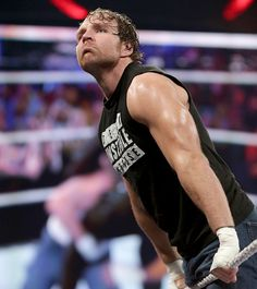 Raw 10/13/14: John Cena and Dean Ambrose discuss what awaits at WWE Hell in a Cell