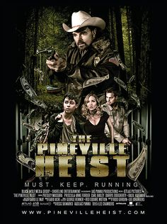 About The Pineville Heist