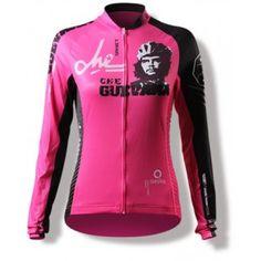 FIXGEAR CS-W901 Women/'s Long Sleeve Cycling Jersey Bicycle Apparel Roadbike MTB