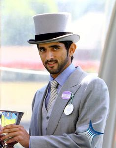 Dubai Crown Prince Sheikh Hamdan bin Mohammed bin Rashid Al Maktoum