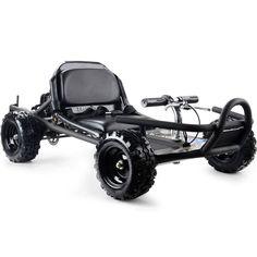 MotoTec SandMan 49cc Go Kart