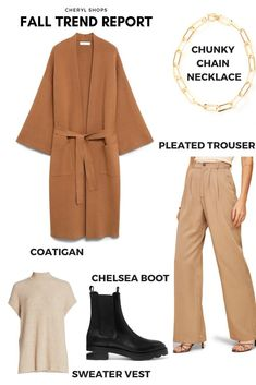 Fall Trend Report - Cheryl Shops