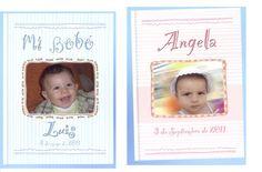 Libro bebé personalizado, con foto [90-570.personalizado] - 70.00€ : Cosas43, detalles y regalos para los invitados, boda, comunión y bautizo, regalos infantiles