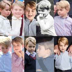 """528 Likes, 7 Comments - HRH The Duchess of Cambridge (@katemiddletonnn) on Instagram: """"Prince George in 2017! . . #princegeorge"""""""