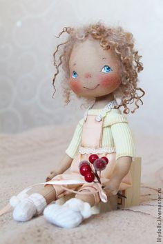 Коллекционные куклы ручной работы. Ярмарка Мастеров - ручная работа Маринка. Handmade.