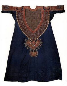 Gujarat, India, Woman's kurta