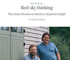 Red Sky Shepherds Huts back in the spotlight  http://www.redskyshepherdshuts.co.uk/blog/2017/4/9/red-sky-shepherds-huts-back-in-the-spotlight