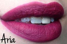 nyxcosmetics matte lipstick in Aria!