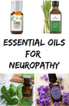 Essential Oils - #Neuropathy