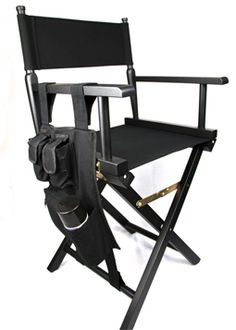 Beau Makeup Accessory Holder For Directors And Makeup Artists Chairs. Personalise  Online