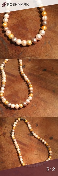 Pearl  Necklace Elegant pearl necklace Jewelry Necklaces