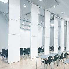 Partitions - would this make the meeting rooms too tall?
