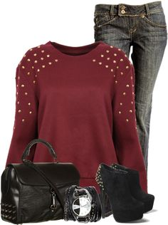 """""""Stud Contest"""" by cindycook10 ❤ liked on Polyvore"""