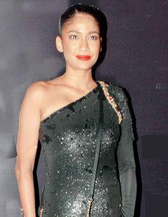 Carol Gracias at designer Gaurav Gupta's store launch. #Page3 #Fashion #Style #Beauty