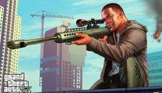 GTA Online Weapon Sale