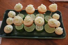 Absolutely Almond Key Lime Cupcakes   Tastefully Simple