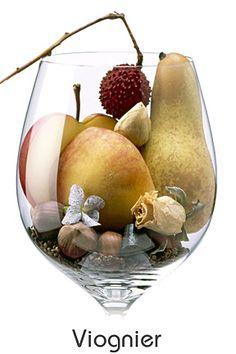 #Viognier flavour and aroma profile www.winewizard.co.za