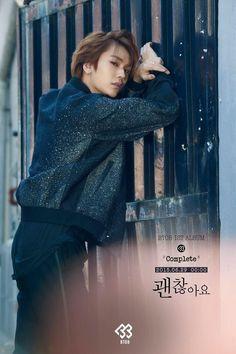 Jung Il Hoon // BTOB 1st ALBUM // Complete