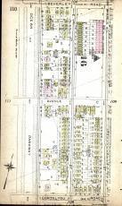 Historic Map: Plate 110, Atlas: Brooklyn 1912 Vol 2, New York - Historic Map Works, Residential Genealogy ™