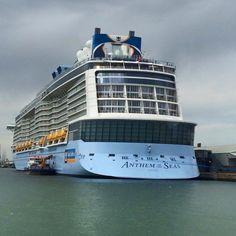New Royal Caribbean Ship Anthem of the Seas