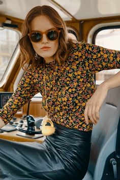 Etnia Barcelona, Blouse, Model, Tops, Style, Fashion, Swag, Moda