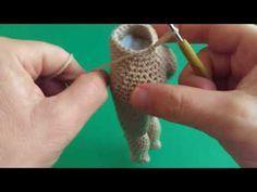 Tokyo Amigurumi Yapımı (La Case De Papel) Bölüm-4 - YouTube