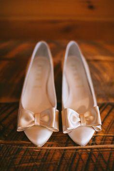 I would definitely wear flat shoes! I can barely wear heels as it is!