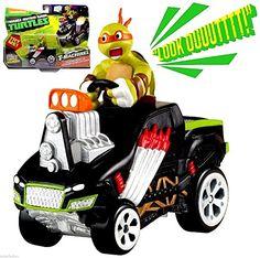 Teenage Mutant Ninja Turtles T-Machines Talking Mikey in ...