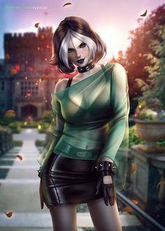 Rogue ( X-Men Evolution ), AyyaSAP ��