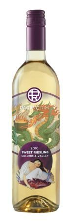 Pacific Rim Sweet Riesling 2010... my favorite wine!! BEST FOR THE BUCK. only about 12$