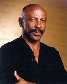 Louis Gossett, Jr. First Black actor to win an Academy Award for Best Supporting Actor