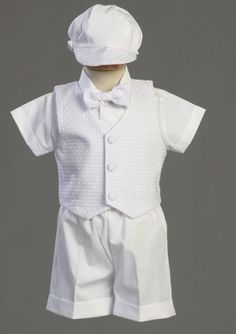 Catholic Baptism Outfits for Boys | ... with brocade lapel brocade lucy clothing baptism organza baptism