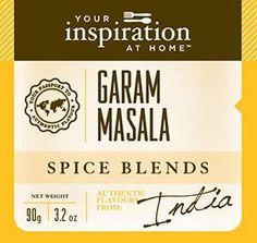 Garam Masala Spice Blend #yiah #spiceblends