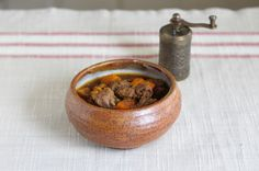 Slow Cooker Moroccan Beef Stew #client #IBS #FODMAP #lowfodmap