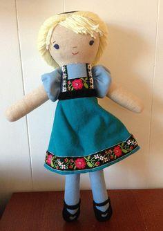 Elsa from my Elsa pattern