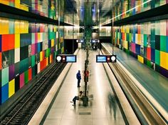 Georg-Brauchle-Ring Subway Station