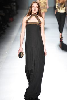 Etro Fall 2009 Ready-to-Wear Fashion Show - Karmen Pedaru