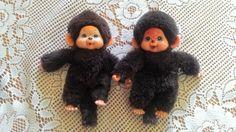 2 monchichi von heunec