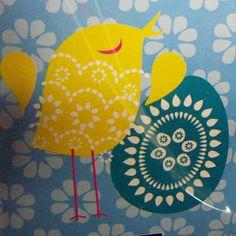 Calligraphy Cards, Spring Birds, Paint Chips, Asda, Bird Art, Easter Crafts, Paper Art, Pattern Design, Print Patterns