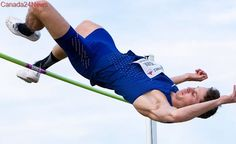Injury forces high jumper Derek Drouin out of nationals