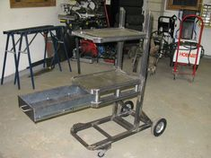 Welding Cart Project - Now complete, pics on page 5! - Ranger-Forums - The Ultimate Ford Ranger Resource