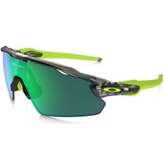 ffb3595fa545c Oakley Radar EV Pitch Eyewear - Gray Ink Jade Iridium Oakley Aviators, Oakley  Sunglasses