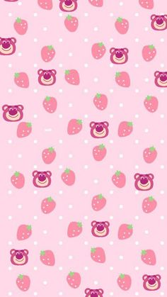 Lotso bear wallpaper 🍓
