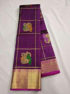 Kanchipuram silk Whatsapp: 91 7019277192