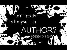 """""""Can I Really Call Myself an Author?"""" with Kendra E. Ardnek"""