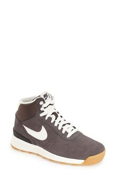 NIKE 'Acorra' Suede Sneaker (Women). #nike #shoes #