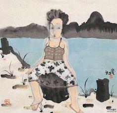 Liu Qinghe (刘庆和; b1961, Tianjin City, a metropolis in Northern Coastal China)