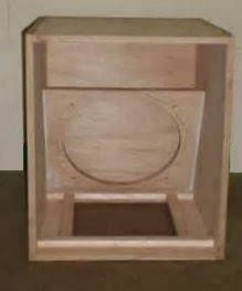 Cara Membuat Speaker Box Sound System (Kotak Speaker)