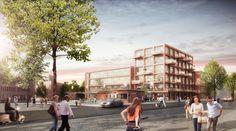 West Side Bonn kadawittfeldarchitektur 2014 #office http://rdt.ac/e968